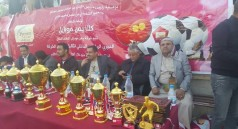 Marketing and sales team winner of yemen mobile league